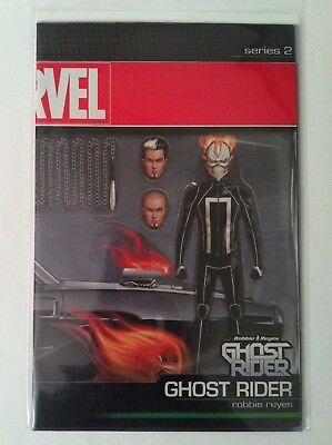 Ghost Rider (2016) #1 Action Figure Variant Cover Christopher Nm 1St Printing
