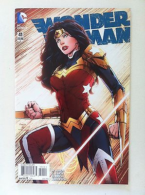 Wonder Woman (2011) #41 Regular David Finch Cover New 52 Nm 1St Printing Movie