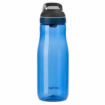 Contigo Cortland Autoseal 32oz/946ml Large Sport Water Bottle School Travel Mug