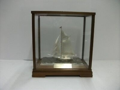The sailboat of silver985 of Japan. #60g/ 2.11oz. TAKEHIKO's work.