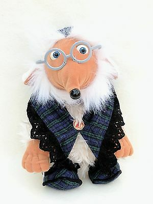 The Wombles Uncle Bulgaria Womble Soft Plush Toy Cuddly Teddy