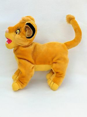 The Lion King Simba Pyjama Case Payama Case Cuddly Teddy Soft Toy