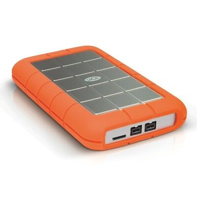 LaCie Rugged Triple USB 3.0 Firewire 800 1 TB External Hard Drive (STEU1000400)