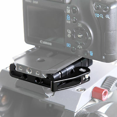 Camera Dovetail Mount Adapter for DJI Ronin-M Ronin-MX Quick Baseplate