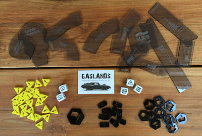 Gaslands: Accessory Bundle