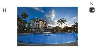 2 Bed at 5* Marriott's Playa Andaluza, Estepona, May 26th to 2nd June HALF TERM