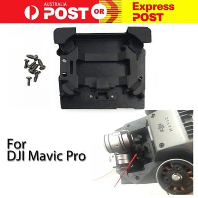 Gimbal Vibration Absorbing Board Mount For DJI Mavic Pro RC Camera Drone Part AU