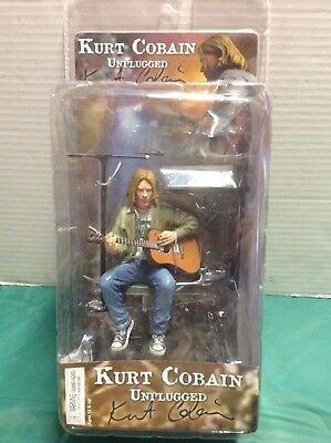 Kurt Cobain Unplugged Figure