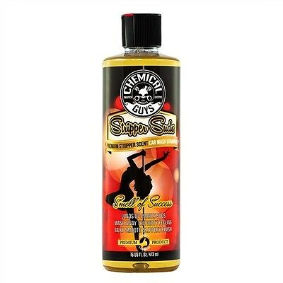 Chemical Guys Deatiling Stripper Suds Soap Shampoo Wash Scent CWS06916