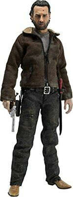 Threezero The Walking Dead Rick Grimes 1/6 Action Figure From Japan F / S New