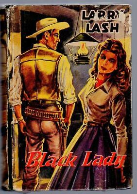 Leihbuch, Larry Lash: Black Lady