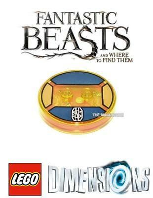 Lego - Dimensions Newt Scamander Story Pack Toy Tag - 71253 - Bestprice - New
