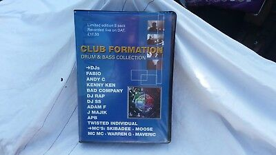 Club formation tape pack 2001