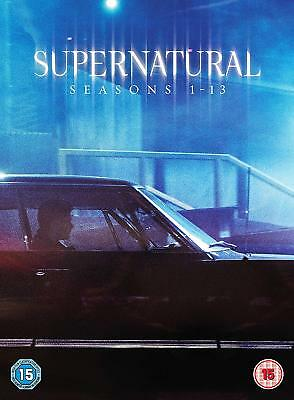 SUPERNATURAL Complete Series 1-13 SEALED/NEW season 5051892212991