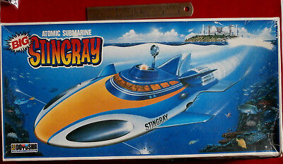 STINGRAY - Model Kit by Doyusha (Japan) complete with power unit - 12 inch Hull