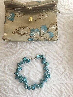 Honora Pearl Bracelet with Pouch and Box