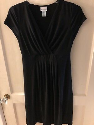 motherhood maternity dress small