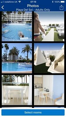 9 Night hotel Stay In Exec Suite Gran Canaria BARGIN !!!!!!!? 1st -10th feb 18