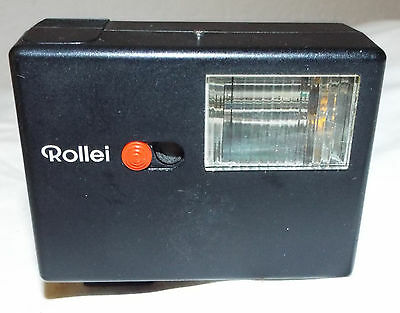 Rollei 121BC Shoe Mount Flash For 35 Series Cameras