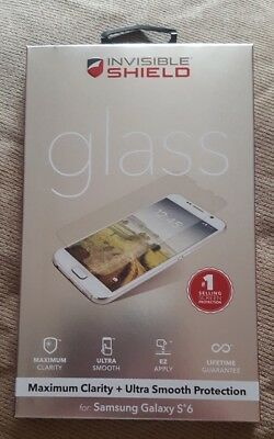 Zagg InvisibleShield Glass for Samsung Galaxy S6 - Screen Protector