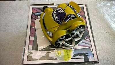 """SPEED FREAKS """"SAXA-GO-GO"""" 04414. Hand Painted & Crafted By Country Artist."""