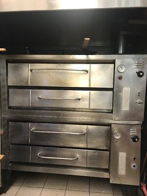 Used Gas Pizza Oven