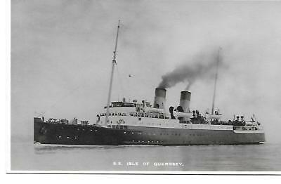 SS Isle of Guernsey