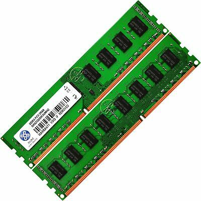 Memory RAM 4 Desktop PC DDR3 1333 MHz PC3 10600 240 PIN Non-ECC DIMM 2 x LOT GB