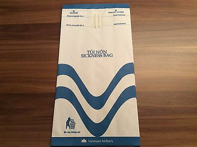 Vietnam Airlines Air Sickness Bag