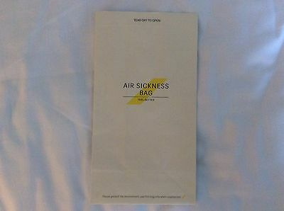 Royal Brunei Airline Airsicknessbag