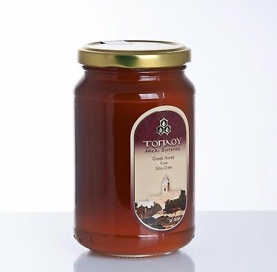 Thyme honey from Crete - genuine directly imported (500gr)
