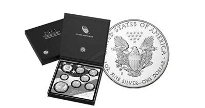 2017 United States Mint Limited Edition Silver Proof Set