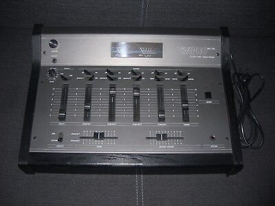 VIVANCO MX 740 - 5 Channel Stereo-Mixer, Mischpult, Mixer