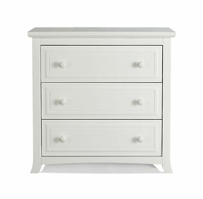 Graco Kendall 3 Drawer Chest White