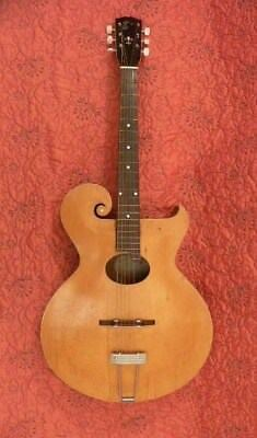 Vintage 1920 Gibson Style-O Guitar Antique