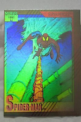Marvel Universe Series 2 1991  Hologram Cards H1 H2 H3 H4 H5 Flat Rate Shipping