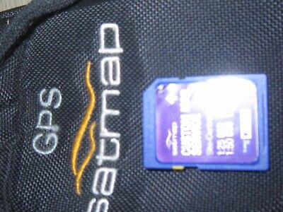 Genuine Satmap Active 10 Map Yorkshire Dales and More 1:25 & 1:50K