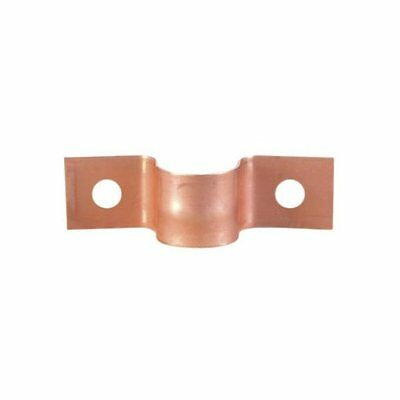 """Sioux Chief 501-1PK Two Hole Tubing Strap, 3/8"""", Box/100"""