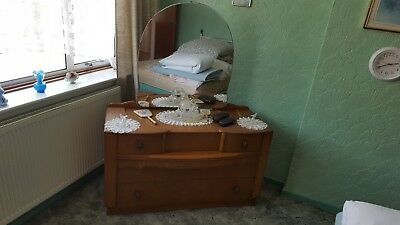 Vintage 1930's dressing table