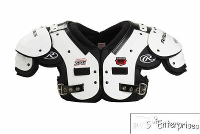 "Rawlings SRG Siege series SGE1  football shoulder pads XL NEW 19""-20"""