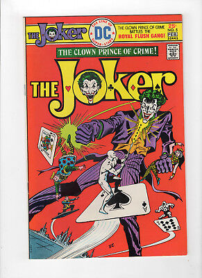 The Joker #5 (Jan-Feb 1976, DC) - Near Mint