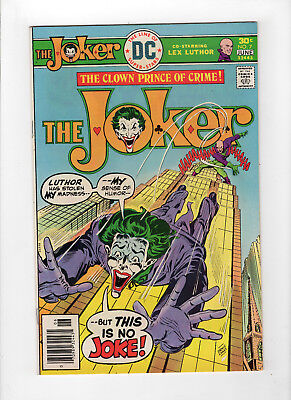 The Joker #7 (May-Jun 1976, DC) - Near Mint