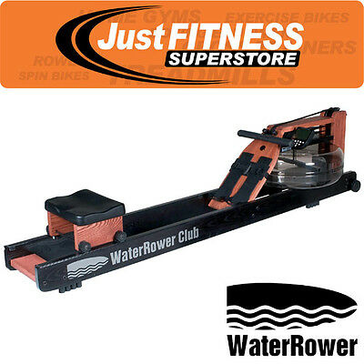 WaterRower Club Water Rower Made In USA Rowing Workout Machine (AU SELLER)