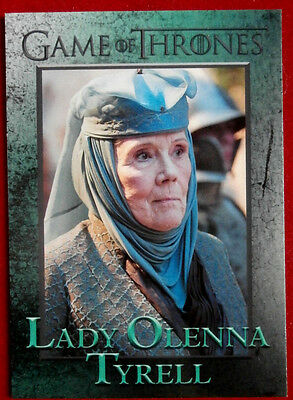 GAME OF THRONES - Season 5 - Card #59 - LADY OLENNA TYRELL - Rittenhouse 2016