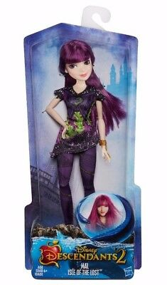 *Disney Descendants 2* 12 INCH MAL ISLE OF THE LOST BASIC FIGURE DOLL