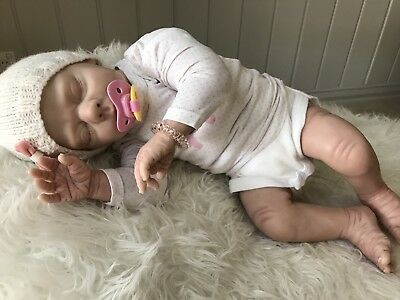 Reborn Doll Jacelyn Completed Doll Great Xmas Present