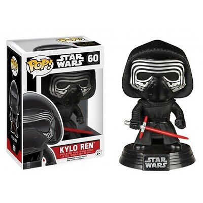 Funko Pop! Star Wars Kylo Ren #60