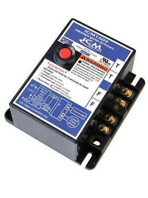 ICM1503 Intermittent Ignition Oil Primary Control for Honeywell R8184G4009.
