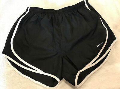 Womens NIKE DRI-FIT Tempo shorts Medium Track running black