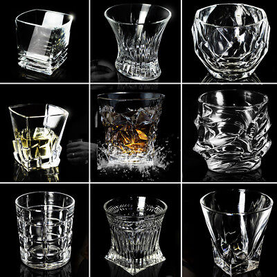 Hot Wine Glass Cup Whiskey GLASSES- Spirit Drinking Tumbler Cocktail Wine Glass